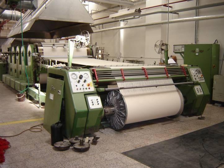 Yarn Sizing Machine